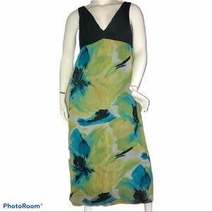 BCX sleeveless maxi dress